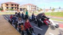 FEVZI ÇAKMAK - Bu Parkta Çocuklar Trafik Kurallarını Uygulayarak Öğreniyorlar