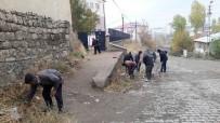 CAMİİ - Bulanık'ta Temizlik Seferberliği