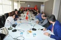 SERBEST TICARET ANLAŞMASı - Büyükelçi Sybiha, Ukrayna'nın Yatırım Fırsatlarını İş Adamlarına Anlattı