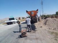 KANDIL - Çaldıran'da Yol Yapım Çalışması