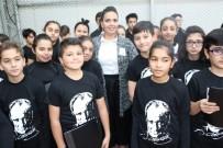 TÜRKÇE ÖĞRETMENI - Çamlıca Okullarında 10 Kasım Hüznü