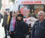 ATATÜRK ANITI - Çanakkale'de Saat 09.05'De Hayat Durdu