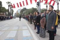 HASAN KARAHAN - Denizli'de Atatürk'ü Anma Programı