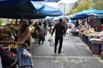 ŞİDDET MAĞDURU - Diyarbakırlı Kadın Pazarcılar, Mahallerinde Erkek Pazarcı İstemiyor