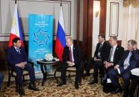 ASKERİ YARDIM - Duterte, APEC Zirvesi'nde Putin'le Görüştü