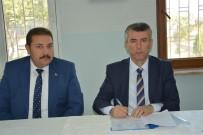 MESLEK EĞİTİMİ - Edremit'te Okul-Sanayi İş Birliği Protokolü