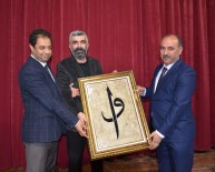 AHMET TURGUT - 'Ehl-İ Beyt Sevgisi' Konferansı
