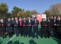 ESENBOĞA HAVALIMANı - Esenboğa Havalimanı'nda Çalışanlar İçin Spor Tesisi Açıldı