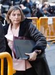 EURO - Eski Katalonya Meclis Başkanı Kefaletle Serbest Bırakıldı
