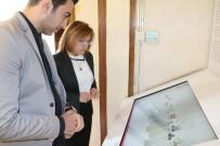 FATMA ŞAHIN - Fatma Şahin'den Atatürk'ün Evine Ziyaret