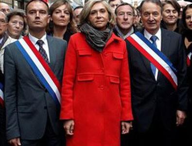 Fransız vekillerden Müslümanlara engelleme.