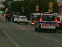 TOULOUSE - Fransa'da araç öğrencileri ezdi: 3 yaralı