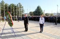 İLETİŞİM FAKÜLTESİ - GAÜN'de Atatürk'ü Anma Töreni