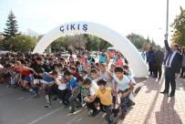 GAZIANTEP ÜNIVERSITESI - GAÜN'de Öğrenciler Ulu Önder Atatürk Anısına Koştu