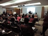 TEKNOPARK - Gazi Teknopark'a Endonezyalı Misafir