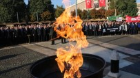 MEHMET ERDOĞAN - Gaziantep'te 10 Kasım Anma Töreni