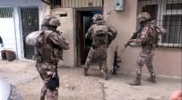 GAZIANTEP EMNIYET MÜDÜRLÜĞÜ - Gaziantep'te 9 Adrese Eş Zamanlı Uyuşturucu Operasyonu Açıklaması 5 Gözaltı