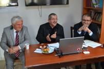 DOĞALGAZ HATTI - Gezici Başkanlık Ofisi Çerçiler Mahallesine Kuruldu