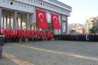 ANMA TÖRENİ - Giresun'da 10 Kasım Atatürk'ü Anma Günü Etkinlikleri