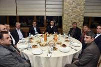 ERCAN ÇİMEN - Gümüşhane'de Amatör Spor Kulüpleri Yemekte Bir Araya Geldi
