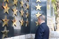 SİİRT VALİSİ - Helikopter Kazasında Şehit Olan 17 Asker Törenle Anıldı