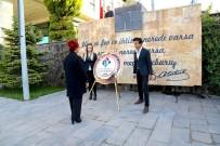 ATATÜRK ANITI - HKÜ'de Atatürk'ü Anma Töreni Düzenlendi