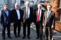 MEVLÜT UYSAL - İBB Başkanı Mevlüt Uysal Açıklaması ''Eyüp Sultan Camii Ve Çevresi Çekim Merkezi Haline Gelecek''