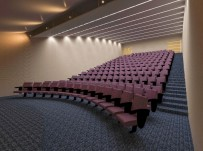 AKILLI TAHTA - İrfan Günsel Kongre Merkezi Açılıyor
