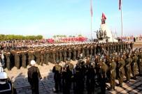 RECEP SOYTÜRK - İskenderun'da Atatürk'ü Anma Töreni