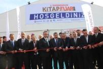 KITAP FUARı - İskenderun Kitap Fuarı Açıldı