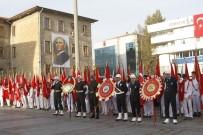 ŞEHMUS GÜNAYDıN - Isparta'da Atatürk'ü Anma Programı