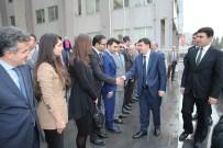 UĞUR KALKAR - İstanbul Valisi Vasip Şahin, Başkan Altunay'ı Makamında Ziyaret Etti