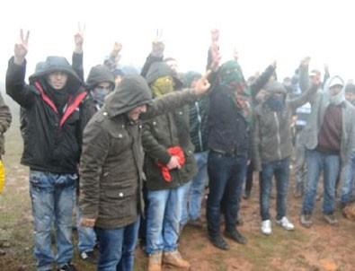 Kahramanmaraş'ta PKK propagandasına 8 tutuklama