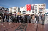 ATATÜRKÇÜ DÜŞÜNCE DERNEĞI - Kilis'te ADD İle CHP'den Alternatif Çelenk Sunma Töreni