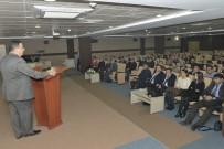 KMÜ'de Bilgilendirme Eğitimi