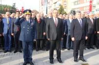 KONYA VALİSİ - Konya'da, Mustafa Kemal Atatürk Anıldı