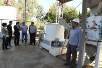 ELEKTRİK SANTRALİ - Konyaaltı Belediyesi, 'Güzelbahçe'ye Örnek Oldu