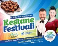 DAVUL ZURNA - Küçükçekmece'de Kestane Festivali