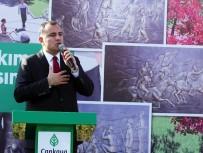 SELÇUK DERELI - Kurtuluş Savaşı Destanı Çankaya'da Anıtlaştı