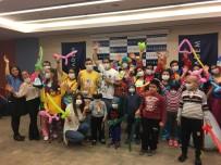 KEMOTERAPI - Lösemili Çocuklar 'Sanal Gerçeklik' İle Eğlendi