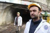 ATATÜRK ANITI - Maden İşçileri Atatürk'ü Andı