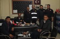 Mardin İtfaiye Şube Müdürü İlçelerde Denetleme Yaptı