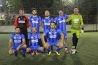 CELAL BAYAR - Memur-Sen Kurumlar Arası Futbol Turnuvası Devam Ediyor