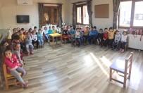 GIZEMLI - Minik Öğrenciler İlk Yardımın Önemini Öğrendi