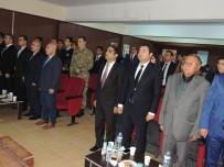 ERTUĞRUL AVCI - Musabeyli'de Atatürk Ölüm Yıl Dönümünde Anıldı