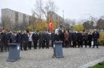 ANMA TÖRENİ - Mustafa Kemal Atatürk Budapeşte'de Anıldı