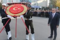 YıLMAZ ŞIMŞEK - Niğde'de 10 Kasım Anma Töreni Yapıldı