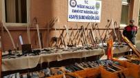 YıLMAZ ŞIMŞEK - Niğde'de 2 milyonluk 'Hançer Operasyonu'