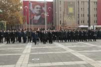 KAZıM KURT - Odunpazarı Belediyesi De Ata'sını Unutmadı