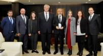 ONDOKUZ MAYıS ÜNIVERSITESI - OMÜ İle Ukrayna Arasında İş Birliği Kurulacak